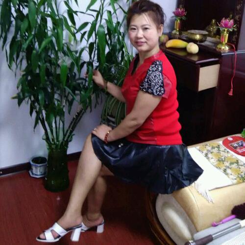 46岁丧偶女征婚照片(id:81285844)_黑龙江绥化征婚