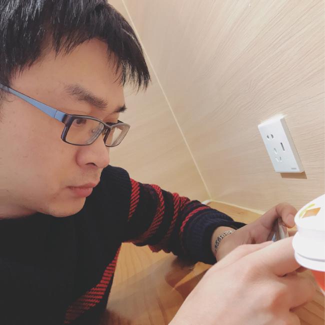 上海栋哥照片
