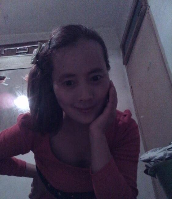 桂花仙子照片